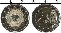 Продать Монеты Греция 2 евро 2018 Биметалл