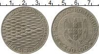 Изображение Монеты Португалия 250 эскудо 1984 Медно-никель UNC- ФАО. Рыбная конферен