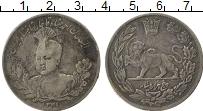 Изображение Монеты Иран 5000 динар 1922 Серебро VF