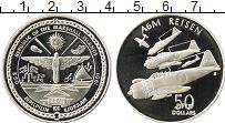 Изображение Монеты Маршалловы острова 50 долларов 1991 Серебро Proof- А6М Рейсен