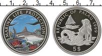 Изображение Монеты Палау 5 долларов 1999 Серебро Proof