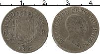 Изображение Монеты Бавария 6 крейцеров 1807 Серебро VF Максимилиан Йозеф
