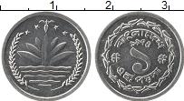 Продать Монеты Бангладеш 1 пойша 1974 Алюминий