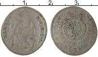 Изображение Монеты Бавария 3 крейцера 1747 Серебро VF Максимилиан Йозеф