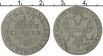 Продать Монеты Шварцбург-Зондерхаузен 1/12 талера 1764 Серебро