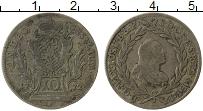 Изображение Монеты Бавария 10 крейцеров 1772 Серебро VF Максимилиан Йозеф