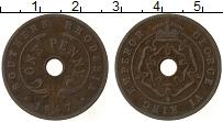 Изображение Монеты Родезия 1 пенни 1947 Бронза XF Георг VI