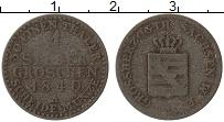 Изображение Монеты Саксен-Веймар-Эйзенах 1 грош 1840 Серебро VF А