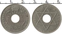 Изображение Монеты Западная Африка 1/2 пенни 1936 Медно-никель XF Эдуард VIII