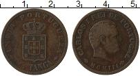 Продать Монеты Португальская Индия 1/4 таньга 1903 Медь