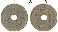 Изображение Монеты Европа Фарерские острова 10 эре 1941 Медно-никель XF