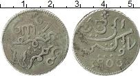 Изображение Монеты Нидерландская Индия 1 рупия 1803 Серебро XF- о.Ява