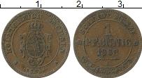 Изображение Монеты Саксония 1 пфенниг 1868 Медь VF+