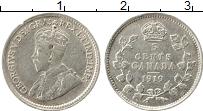 Изображение Монеты Канада 5 центов 1919 Серебро XF- Георг V