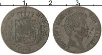 Изображение Монеты Бавария 6 крейцеров 1831 Серебро VF Людвиг I