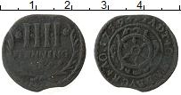 Изображение Монеты Германия Оснабрук 4 пфеннига 1759 Медь VF