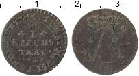 Изображение Монеты Мюнстер 1/48 талера 1745 Серебро VF