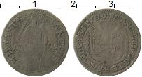 Изображение Монеты Вюрцбург 1 шиллинг 1795 Серебро VF Франц Людвиг