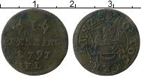 Продать Монеты Росток 1 пфенниг 1794 Медь