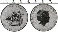Изображение Мелочь Острова Кука 1 доллар 2019 Серебро Proof