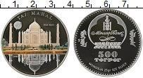 Изображение Монеты Монголия 500 тугриков 2008 Серебро Proof
