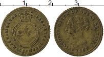 Изображение Монеты Великобритания Жетон 0 Латунь VF Виктория