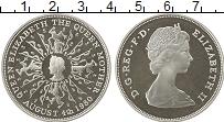 Изображение Монеты Великобритания 25 пенсов 1980 Серебро Proof-