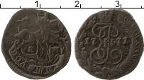 Изображение Монеты Россия 1762 – 1796 Екатерина II 1 полушка 1771 Медь VF