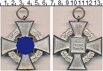 Изображение Монеты Третий Рейх Медаль 1939 Посеребрение XF