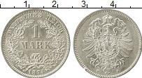Изображение Монеты Германия 1 марка 1874 Серебро XF+