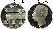 Изображение Монеты Люксембург 250 франков 1994 Серебро Proof 50 лет Бенелюксу