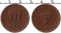 Изображение Монеты Германия : Нотгельды 1 марка 1927 Фарфор UNC