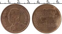 Изображение Монеты Конго Жетон 1970 Бронза UNC-