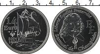 Изображение Монеты Франция 1/4 евро 2004 Серебро UNC- Самюэль де Шамплен,