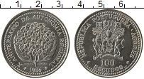 Изображение Монеты Азорские острова 100 эскудо 1986 Медно-никель UNC