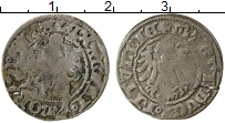 Изображение Монеты Европа Литва 1 полугрош 0 Серебро VF