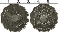 Продать Монеты Ботсвана 1 пул 1976 Медно-никель