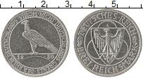 Изображение Монеты Веймарская республика 3 марки 1930 Серебро XF+