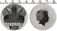 Изображение Мелочь Тувалу 1 доллар 2018 Серебро