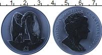Продать Монеты Антарктика 2 фунта 2019 Титан