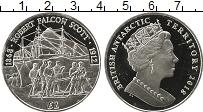 Продать Монеты Антарктика 2 фунта 2018 Медно-никель
