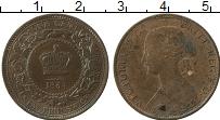Изображение Монеты Германия Брунсвик 1 цент 1864 Бронза VF