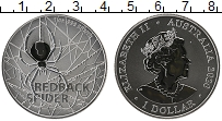 Продать Монеты Австралия 1 доллар 2020 Серебро