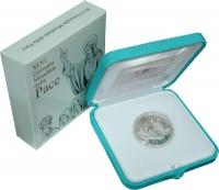 Изображение Подарочные монеты Ватикан 5 евро 2013 Серебро Proof
