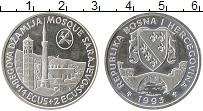 Продать Монеты Босния и Герцеговина 14+2 экю 1993 Серебро