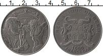 Изображение Монеты Бенин 1000 франков 2014 Серебро UNC-