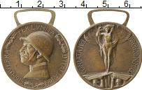 Изображение Монеты Италия Медаль 0 Бронза XF Памятная медаль Итал