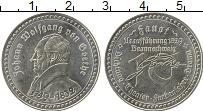 Изображение Монеты ФРГ Жетон 0 Медно-никель UNC-