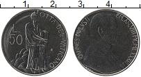 Изображение Монеты Ватикан 50 лир 1986 Медно-никель UNC