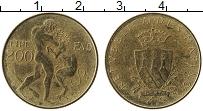 Изображение Монеты Сан-Марино 200 лир 1979 Латунь UNC ФАО